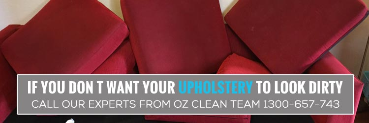Upholstery Cleaning Services in West End