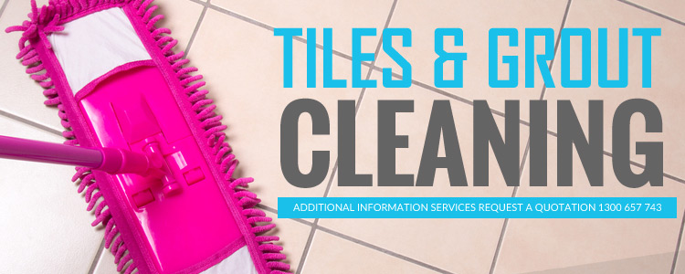 Tile and Grout Cleaning Port of Brisbane