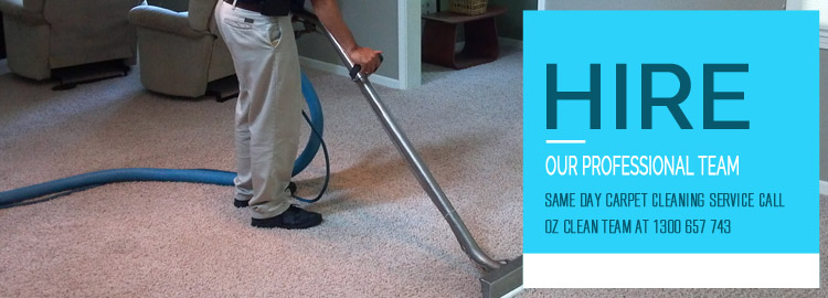 Carpet Cleaning Nunderi