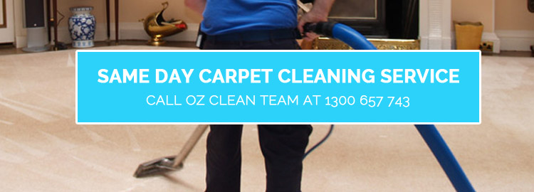 Same Day Carpet Cleaning Service Blackbutt