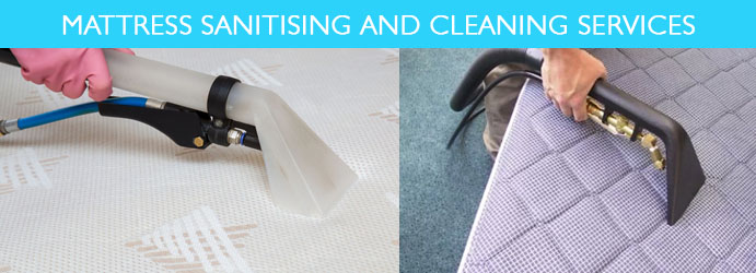 Mattress Sanitising and Cleaning Black Hill
