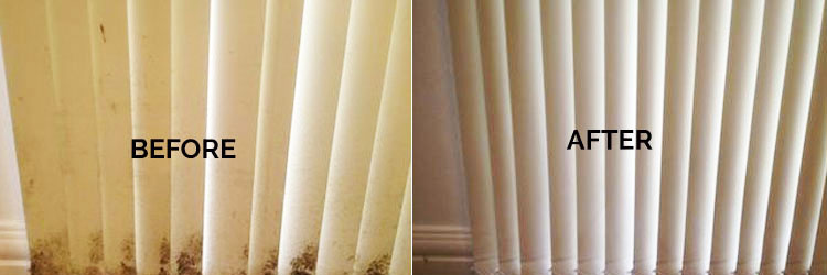 Curtain Stain Removal Services Moorina