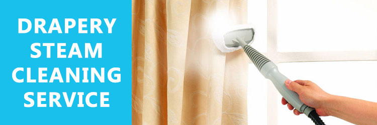 Drapery Steam Cleaning Service Image Flat