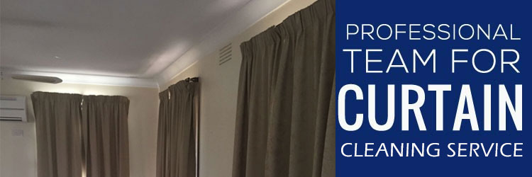 Residential Curtain Cleaning Alderley