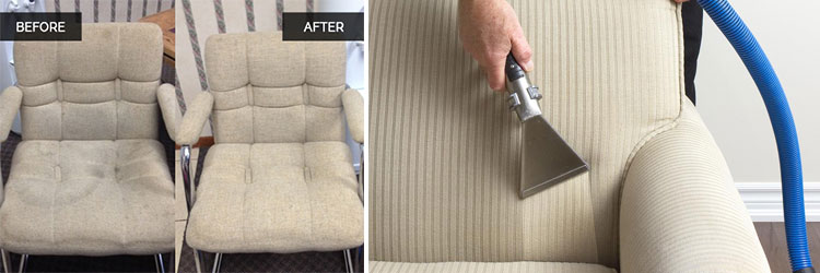 Upholstery Cleaning The Head