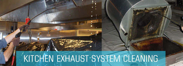 Kitchen Exhaust System Cleaning Kunyung