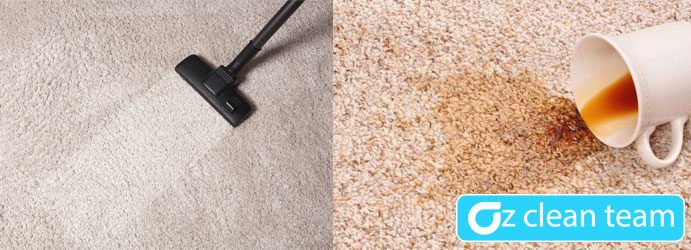 Carpet Cleaning and Carpet Stain Removal