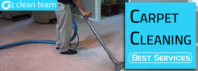 Carpet Cleaning The Bluff