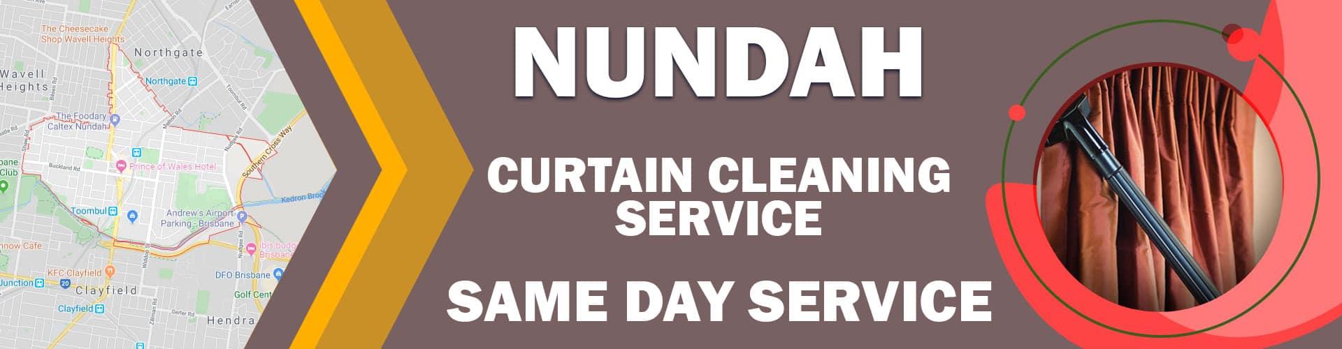 CURTAIN CLEANING NUNDAH