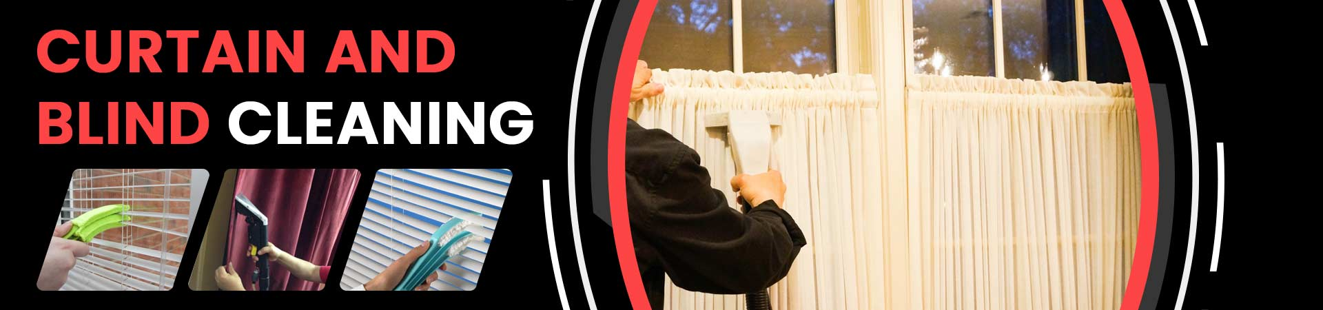 Curtain & Blind Cleaning Brisbane