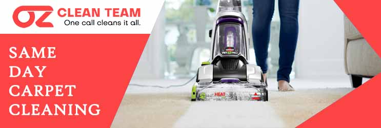 Same Day Carpet Cleaning Nanima