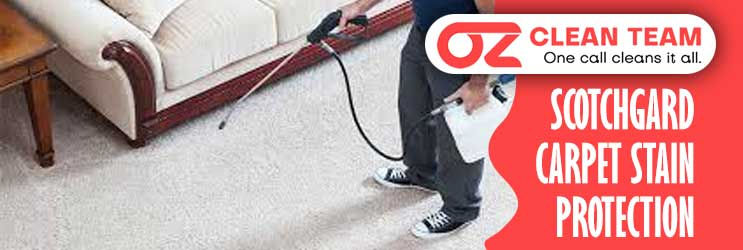 Scotchgard Carpet Stain Protection Service