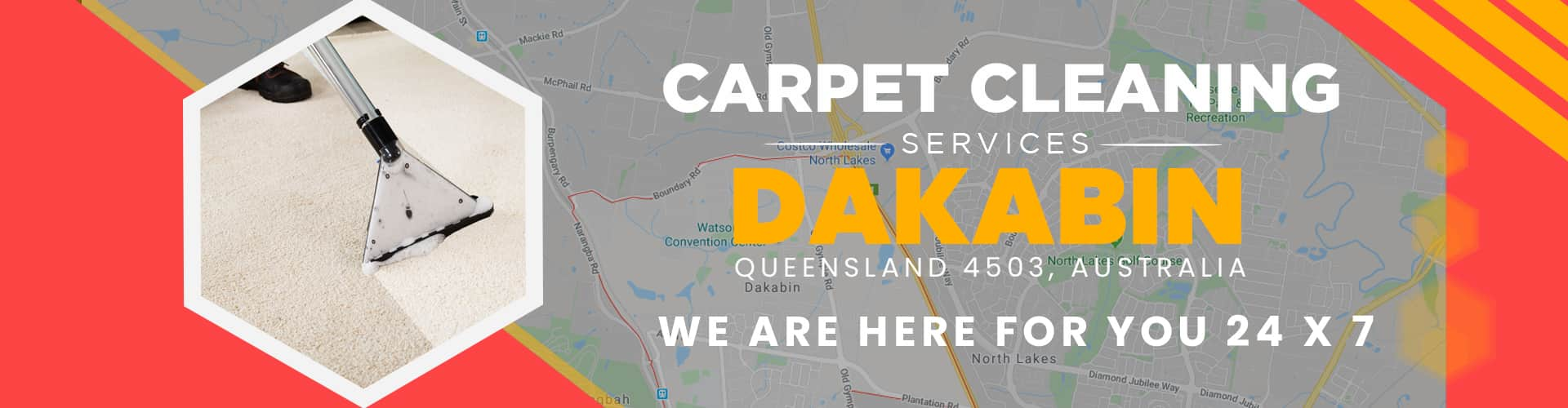 Carpet Cleaning Dakabin