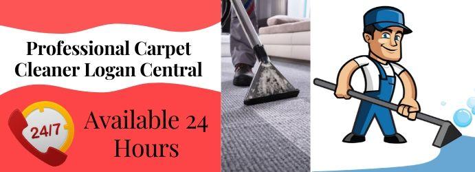Professional Carpet Cleaner Logan Central