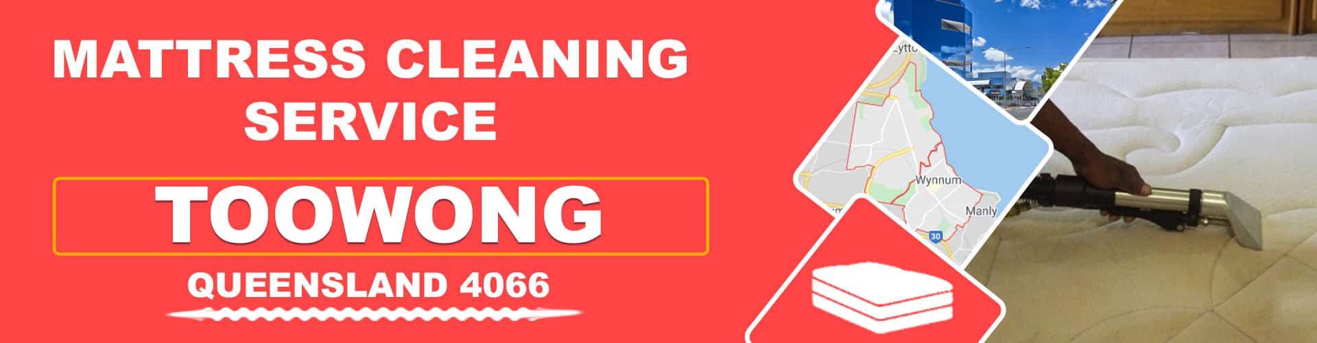 MATTRESS CLEANING TOOWONG