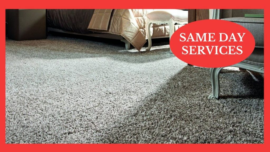 Same Day Services of Carpet Cleaning