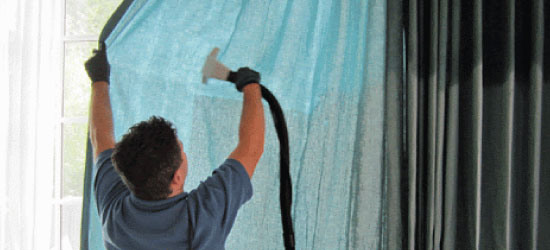 Best Curtain Cleaning Service