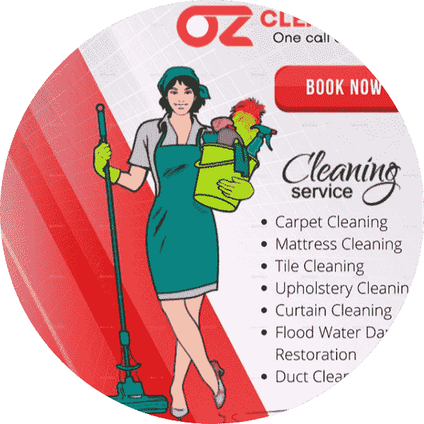 instagram oz clean team